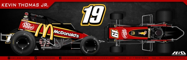 KTJ SECURES SPONSORSHIP FROM McDONALD'S AND DR. PEPPER