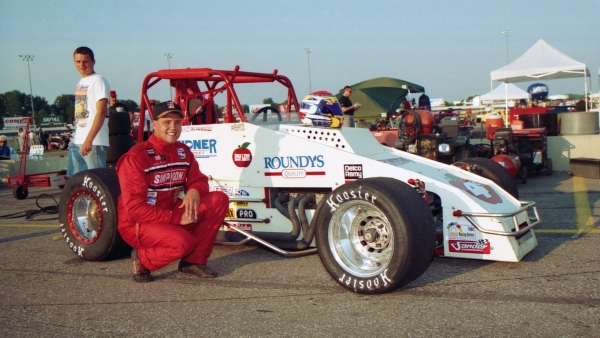 Jason McCord in 1998