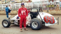 Jack Hewitt repeated as USAC Silver Crown champion during the 1987 season.